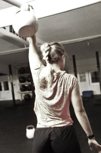 Zirkeltraining in der Boxschule