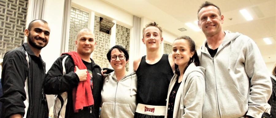 Tizi gewinnt das Halbfinale bei den Bayerischen Jungendmeisterschaften