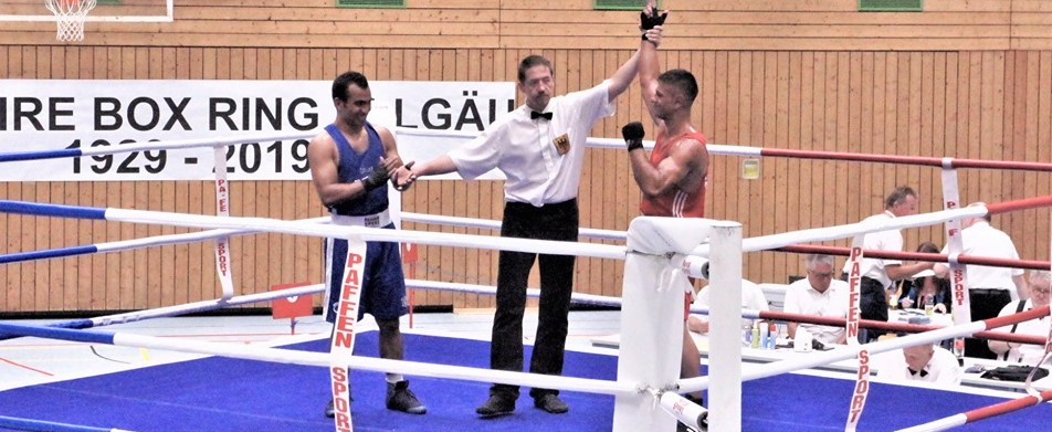 Bayerische Meisterschaft Monir